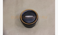 Дефлектор на воздуховод в салон от Рено Каптур, подходит на Дастер, Логан, Сандеро, Ларгус (оранжевый)