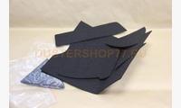 Текстильные вставки в бардачок (Lada Granta)