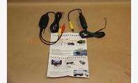 2.4G Беспроводной RCA Видео Передатчик-Приемник (Комплект для подключения камеры к монитору)