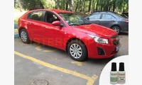 Подкраска для Chevrolet Cruze GBH, 50B  -  Power Red (СОЛИД)