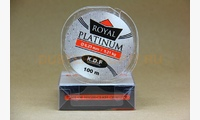 Леска KDF Royal Platinum 0,23 мм, 100 метров, 5,21 кг
