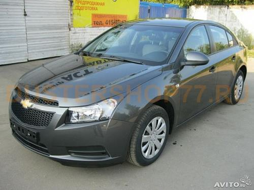 Подкраска для Chevrolet Cruze GAL - Technical Grey(серый металлик)