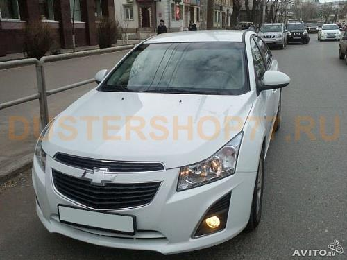 Подкраска для Chevrolet Cruze GAZ - Olympic White (белый)