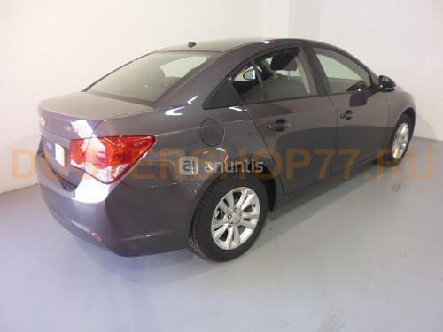 Подкраска для Chevrolet Cruze GQK - Smokey Grey