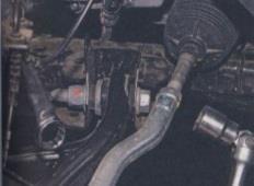 Замена рычага передней подвески рено дастер своими руками