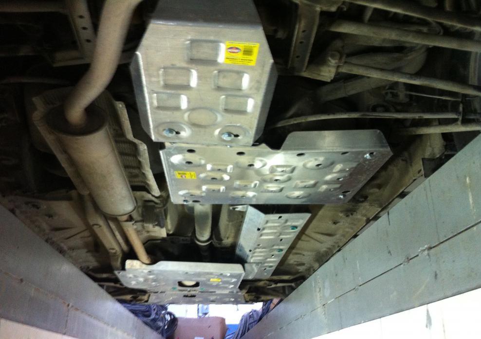 Защита редуктора на рено дастер 49